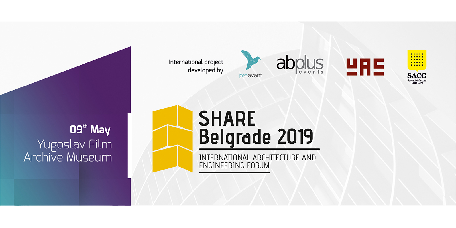SHARE Belgrade 2nd edition – May 9, Yugoslav Film Archive Museum